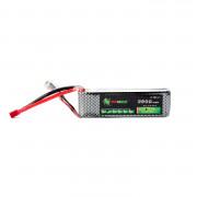 Аккумулятор POWER 11.1V 2800mah БРИКЕТ (123*35*24) Li-Po 25C Т-разъем