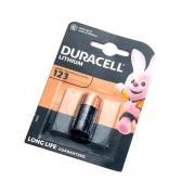 Батарейка (Duracell) CR123А