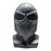 Маска защитная PUNISHER с сетчатыми очками (Black)