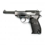 Страйкбольный пистолет (WE) Walther P38 металл Black (GGB-0396TM)