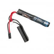 Аккумулятор BlueMAX 11.1V 2000mah 15C CQB (Li-Ion) 20mm (D)*203mm (L)