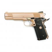 Страйкбольный пистолет (WE) COLT M.E.U. металл TAN (GGB-0342TT)