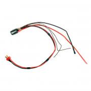 Проводка (PowerLabs) G3 в цевье (T-разъем/BTS555)