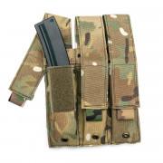 Подсумок (РАНГ) тройной MP5 (Multicam) ТП-040