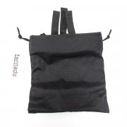 Подсумок (TORNADO airsoft) для сброса с клапаном (Black)