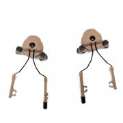 Крепление на шлем EXFIL для наушников Comtac I&II (DE) Z149
