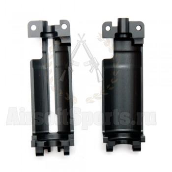Рамка для мотора (BullGear) CNC for LCT VSS/VAL алюмин.