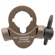 Антабка Troy M4 QD двухсторонняя (TAN)