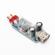 Адаптер для зарядки с T-plus на USB