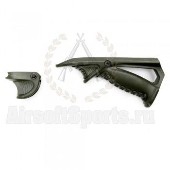 Ручка тактическая (FD) PTK & VTS Fore Grip (Olive)