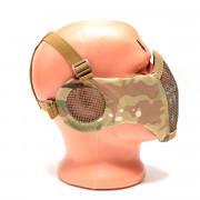 Маска защиты лица и ушей NBG НИНДЗЯ (Multicam)