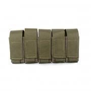 Подсумок (РАНГ) для 5-и выстрелов ВОГ-25 molle (Olive) ТП-025