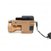 Фонарь LLM + Laser + ИК фильтр (Tan)