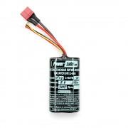 Аккумулятор PowerLabs 7.4V 2500mAh Брикет (LG HE4) Т-разъем