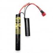 Аккумулятор PowerLabs 9.9V 1100mAh for CQB (Li-Fe) Т-разъем