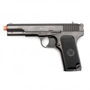 Страйкбольный пистолет (Gletcher) TT A CO2