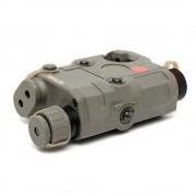 Анпек PEQ15 Red Laser/Flashlight (FG)