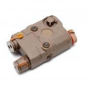 Анпек PEQ15 под аккумулятор Desert (TAN/DE)