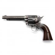 Страйкбольный пистолет (Umarex) SAA 45 CO2 GK Custom 6mm Revolver металл (GK059) Black