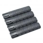 Накладки на RIS Tactical Handguard 4шт. (Black)