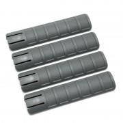 Накладки на RIS Tactical Handguard 4шт. (Olive/FG)