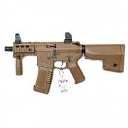 Страйкбольный автомат (ARES) Amoeba M4 AM-007 Firing Control (AM-CG-001-DE) Tan