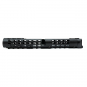 Цевье (Raptor) VS-24 AK Keymod long tubular aluminum handguard for AK74 Black