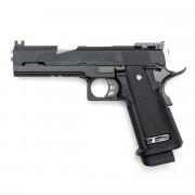 Страйкбольный пистолет (WE) Hi-Capa 5.1 DRAGON Black (GGB-0308TMB)