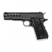 Страйкбольный пистолет (WE) Colt 1911 HEX CUT W-E016-BK (GGB-0510TM)