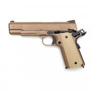 Страйкбольный пистолет (WE) Colt 1911 W055 Kimber style TAN (GGB-0347TT)