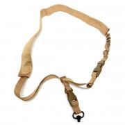 Ремень одноточечный QD elastic functional rope (TAN)