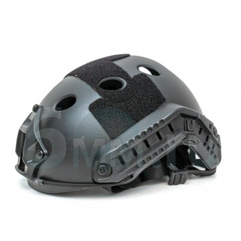 Шлем (ASS) Tactical Base Jump (Black)