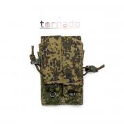 Подсумок (TORNADO airsoft) пистолетный двойной (EMR)