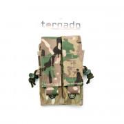 Подсумок (TORNADO airsoft) пистолетный двойной (Multicam)