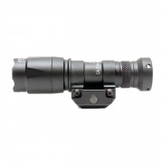 Фонарь M300C Mini Scout Light 300lm c кнопкой (Black)