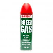 Газ (FL- AIRSOFT) Green GAS 650ml
