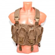 Разгрузочная система Pantac AK Chest Rig Coyote Brown (VT-C036-CB-A)