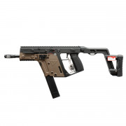 Страйкбольный пистолет-пулемет (KRYTAC) KRISS Vector AEG Two-Tone KTAEG-VSMGF-2T02