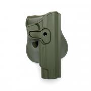 Кобура EU Quick Pull Holster Colt 1911 (Olive)