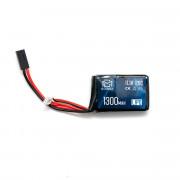Аккумулятор BlueMAX 11.1V 1300mah 20C mini AN/PEQ или приклад (Li-Po) 17*40*65