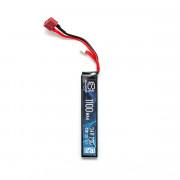 Аккумулятор BlueMAX 7.4V 1100mah 20С for SR-3M (Li-Po) 14.5*8*101 Т-РАЗЪЕМ