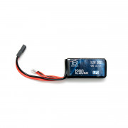Аккумулятор BlueMAX 11.1V 1200mah 20C mini AN/PEQ или приклад (Li-Po) 17*34*70