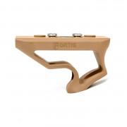 Ручка-упор тактическая (Fortis Shift) Keymod Angled Grip (TAN)