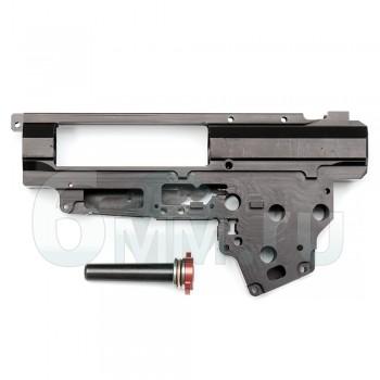 Гирбокс (RetroArms) 8мм алюмин. CNC ver.3  (с быстросъемн. пружиной)