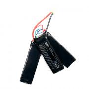 Аккумулятор SRC 11.1V 1000mah 3 лепестка RIS (Li-Po) 20C