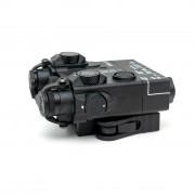 Лазер+Фонарь (WADSN) DBAL A2 LED light RED laser (Black)