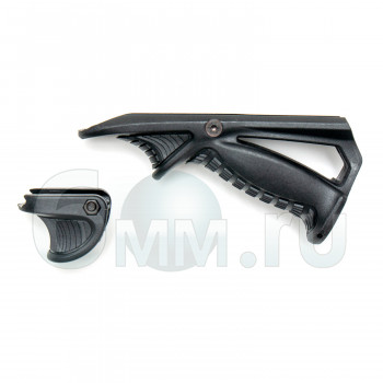 Ручка тактическая (WADSN) PTK & VTS ForeGrip Black MP03075-BK