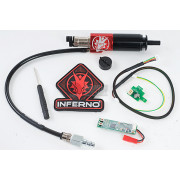 Кит ВВД Система (WOLVERINE) Airsoft HPA System GEN 2 INFERNO M249 Premium Ed. Ele. (NFR-CA-012-M249)