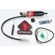 Кит ВВД Система (WOLVERINE) Airsoft HPA INFERNO M249 Premium.Ed. Electronics and Bluetooth FCU
