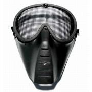 Маска защитная SANSEI black